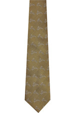 Dubarry Mens Lacken Tie Gold