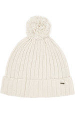 Dubarry Stewart Bobble hat 9872 - Chalk
