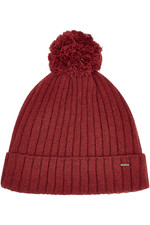 Dubarry Stewart Bobble hat 9872 - Ruby