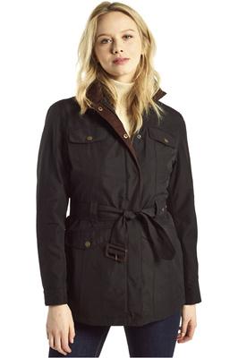 Dubarry Womens Friel Jacket Black