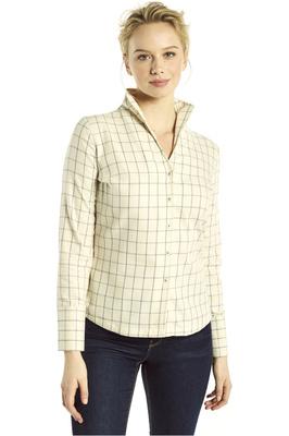 Dubarry Womens Huckleberry Country Shirt Multi-Check