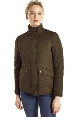 Dubarry Womens Bettystown Jacket Olive