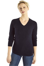 Dubarry Womens Slievebloom Fleece Top Navy