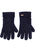 Dubarry Arklow Knited Gloves Navy