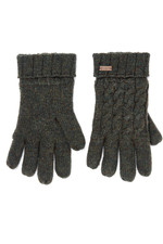 Dubarry Arklow Knited Gloves Olive