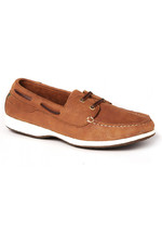 Dubarry Womens Elba X LT Deck Shoe Chestnut