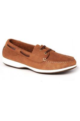 Dubarry Womens Elba X LT Deck Shoe Chestnut