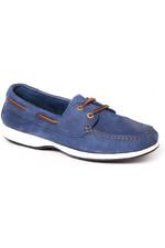 Dubarry Womens Elba X LT Deck Shoe Denim