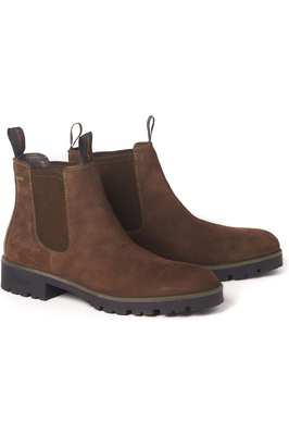 Dubarry Mens Antrim Chelsea Boots Walnut