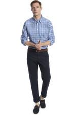 Dubarry Mens Coachford Shirt Royal Blue