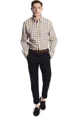 Dubarry Mens Coachford Shirt Sunflower