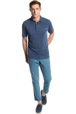 Dubarry Mens Elphin Polo Shirt Navy