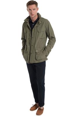 Dubarry Mens Thornton Waterproof Jacket Khaki
