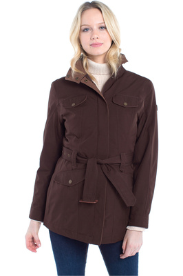 Dubarry Womens Friel Jacket Coffee Bean