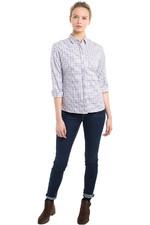 Dubarry Womens Meadow Shirt Pink Multi