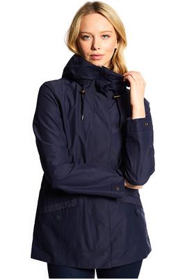 Dubarry Womens Shannon Waterproof Jacket Navy