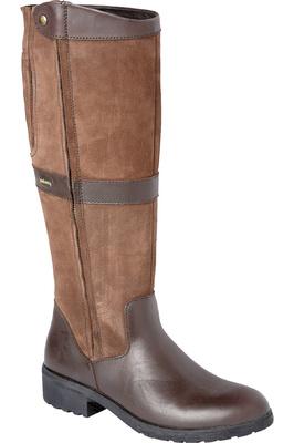 Dubarry Womens Sligo Country Boots Walnut