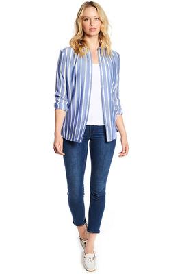 Dubarry Womens Violet Shirt Royal Blue