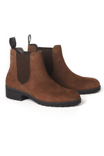 Dubarry Womens Waterford Chelsea Boots Walnut