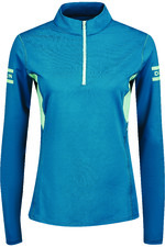 Dublin Blaze 1/4 Zip Long Sleeve Tech Training Top 10040750 - Blue Lagoon
