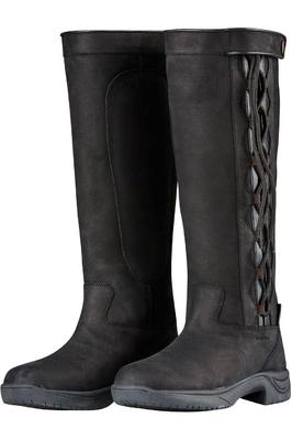 Dublin Womens Pinnacle II Country Boots Black