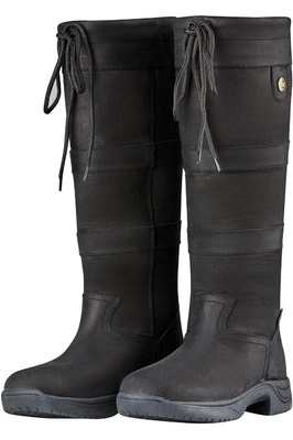 Dublin Womens River Boots III Black