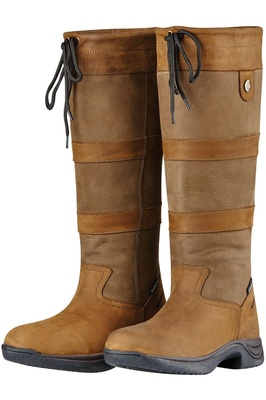 Dublin Womens River Boots III Tan