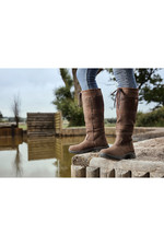 Dublin Womens River Boots III - Dark Brown