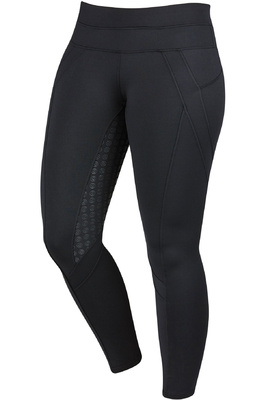 Dublin Womens Performance Thermal Active Tights Black