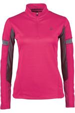 Dublin Womens Moonstone Long Sleeve Tachnical Top Pink
