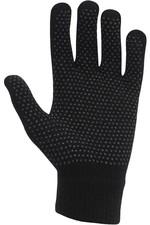 2020 Dublin Childrens Pimple Grip Riding Gloves - Black