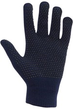 2020 Dublin Childrens Pimple Grip Riding Gloves - Navy