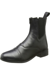 Dublin Elevation Zip Paddock Boots II Black