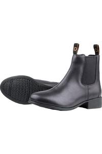 Dublin Childrens Foundation Jodphur Boots Black