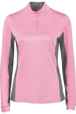 Dublin Womens Airflow CDT Long Sleeve Tech Top - Fuchsia Pink