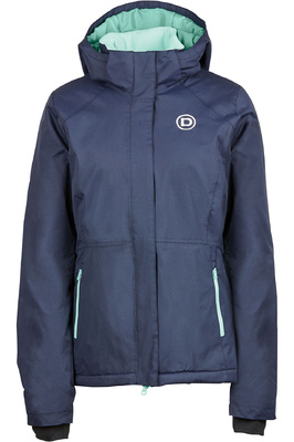 Dublin Womens Annabelle Jacket Navy / Mint