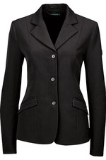 Dublin Womens Casey Tailored Riding Jacket - Black