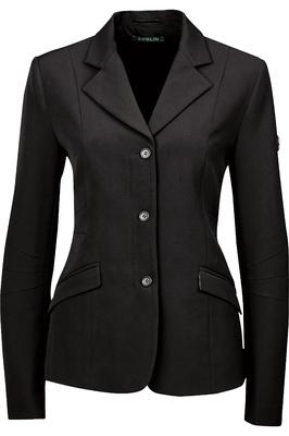 Dublin Womens Casey Tailored Riding Jacket - Black