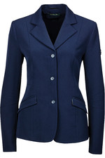 Dublin Womens Casey Tailored Riding Jacket - Navy