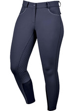 Dublin Womens Corvus Gel Full Seat Breeches Navy