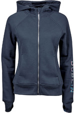 Dublin Womens Heidi Full Zip Hoody - Navy Seal