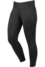 Dublin Womens Performance Compression Tights Black