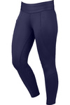 Dublin Womens Performance Compression Tights Navy