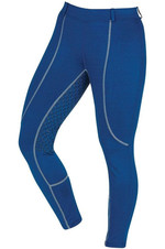 Dublin Womens Performance Cool-It Gel Riding Tights Navy Poseidon