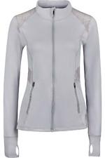Dublin Womens Pheonix Long Sleeve Tech Top Grey
