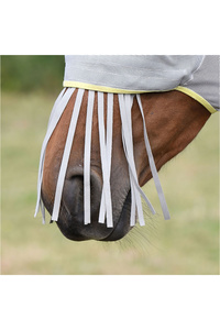 Equilibrium Field Relief Muzzle Fringe - Grey / Yellow