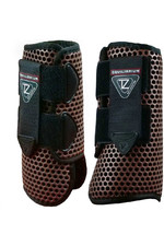 Equilibrium Tri-Zone All Sports Horse Boots - Brown