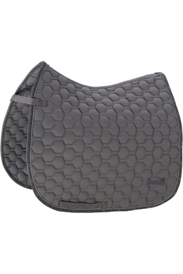 Eskadron Cotton Medium Saddle Pad - Grey