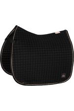 Eskadron Cotton Saddle Pad - Black