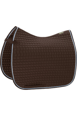 Eskadron Cotton Saddle Pad - Brown